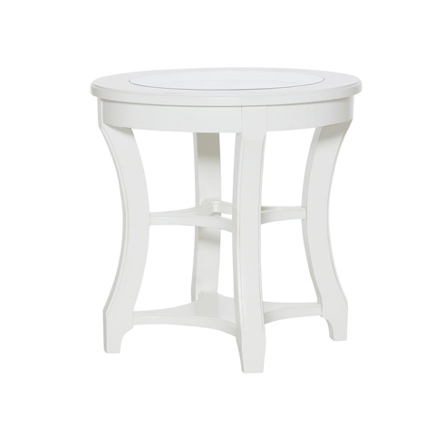 Hammary Furniture - Round End Table - 416-917