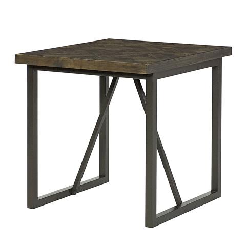 Hammary Furniture - Rectangular End Table - 440-915