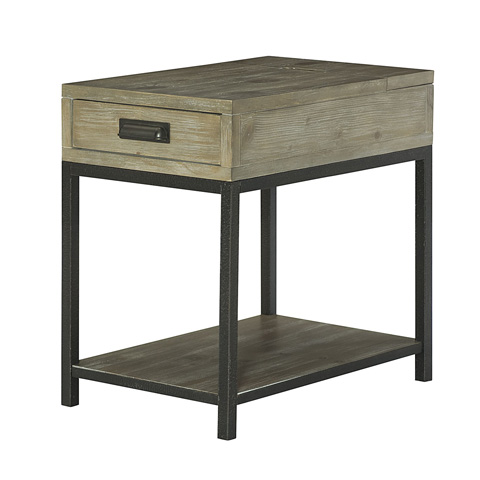 Hammary Furniture - Charging Chairside Table - 444-916