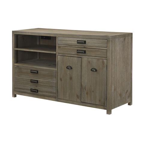 Hammary - Credenza Desk - 444-943