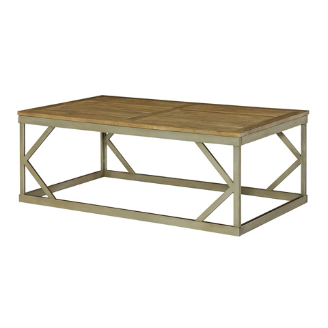 Hammary Furniture - Rectangular Cocktail Table - 449-910