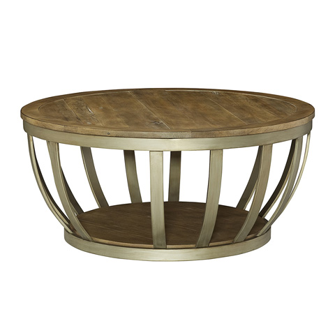 Hammary - Round Cocktail Table - 449-911
