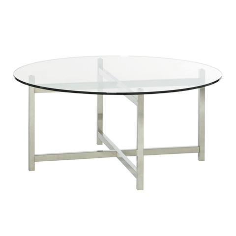Hammary - Round Cocktail Table - 460-911