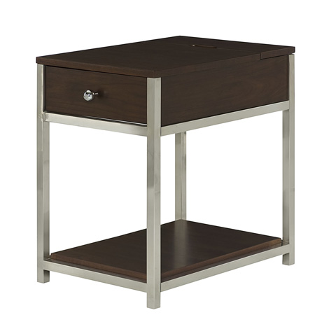 Hammary Furniture - Charging Chairside Table - 460-916