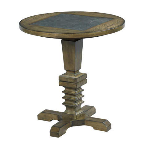 Hammary Furniture - Round Accent Table - 504-916