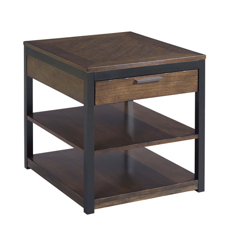 Hammary Furniture - Rectangular Drawer End Table - 529-915