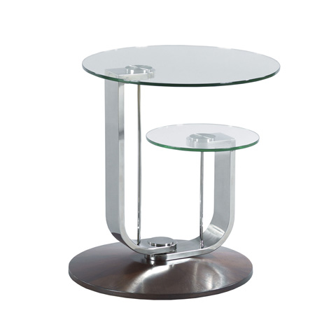 Hammary - Round End Table - 548-916