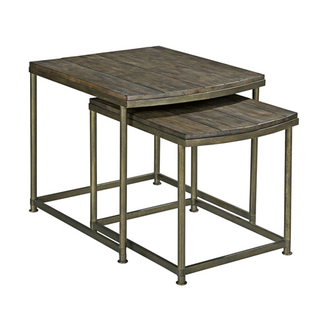 Hammary Furniture - Nesting End Tables - 563-917
