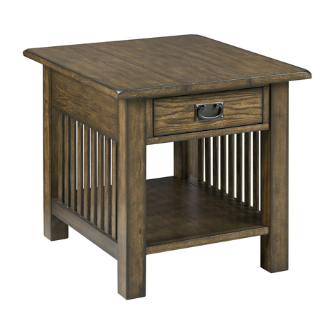 Hammary - Rectangular End Table - 569-915