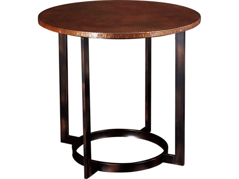Hammary Furniture - Round End Table - T2063235-00