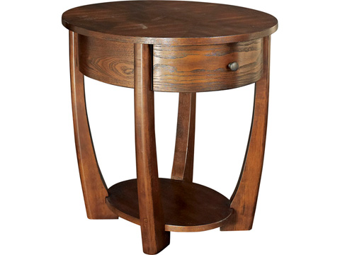 Hammary Furniture - Oval End Table - T3001836-00