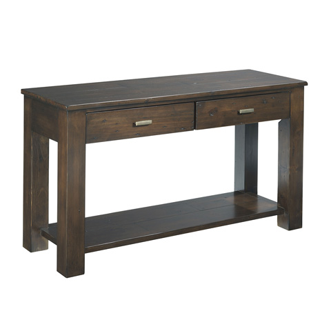 Image of Post and Beam Sofa Table