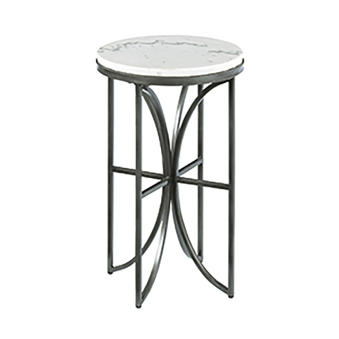 Image of Impact Small Round Accent Table