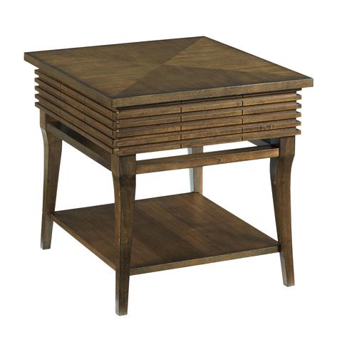 Image of Rectangular Drawer End Table