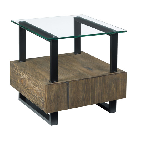 Image of Square End Table
