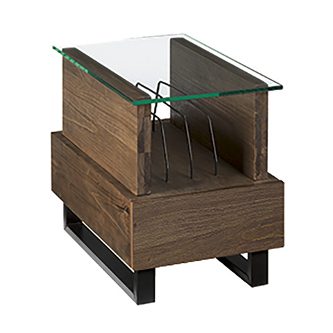 Image of Charging Chairside Table