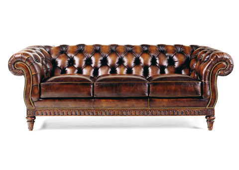 Hancock and Moore - Chancellor Tufted Sofa - 1744