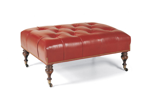 Hancock and Moore - Plantation Tufted Bench - 043