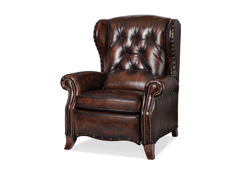 Hancock and Moore - Parkway Tufted Recliner - 1077
