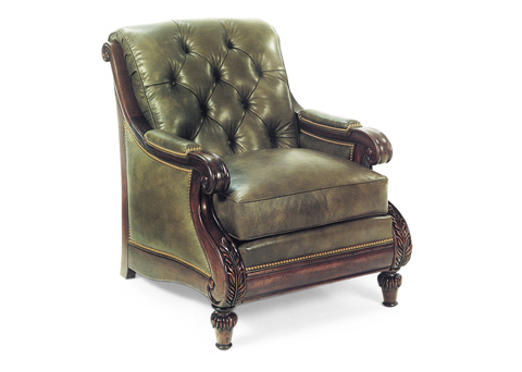 Hancock and Moore - Somerset Tufted Chair - 1371