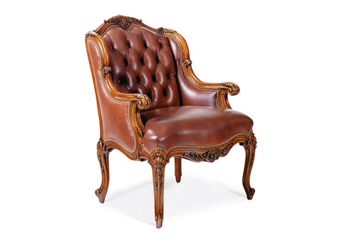 Hancock and Moore - Oakley Tufted Chair - 1775