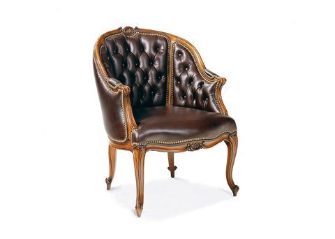 Hancock and Moore - Lincoln Tufted Chair - 1777