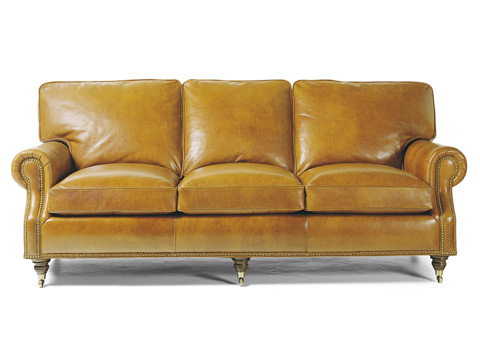Hancock and Moore - Member Leather Sofa - 1904