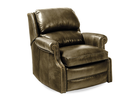 Hancock and Moore - Martial Wall-Hugger Recliner - 3039