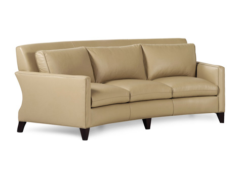 Hancock and Moore - Tibbie Curved Two Arm Sofa - 4517