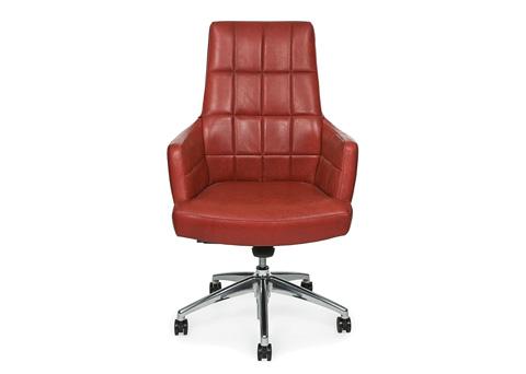 Hancock and Moore - Ascari High Back Swivel Tilt Chair - 4746ST-PL