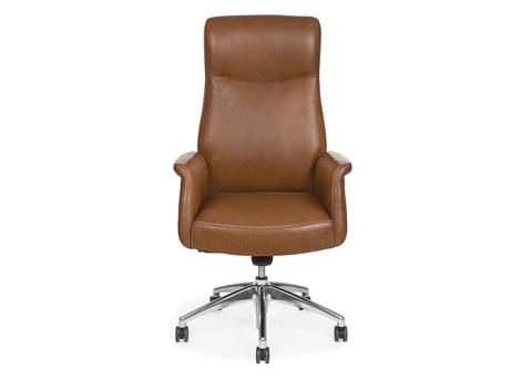 Hancock and Moore - Aston High Back Swivel Tilt Chair - 4783ST-PL