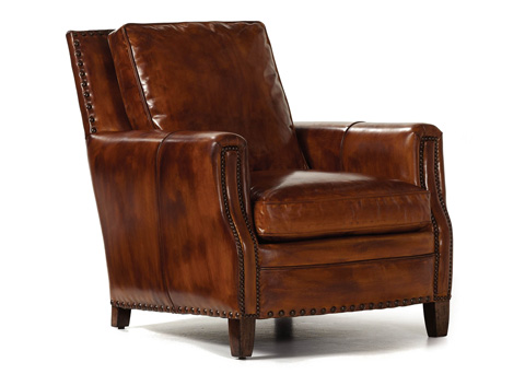 Hancock and Moore - Ashmore Leather Chair - 4794