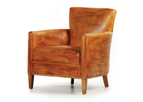 Hancock and Moore - Norvell Leather Chair - 4797