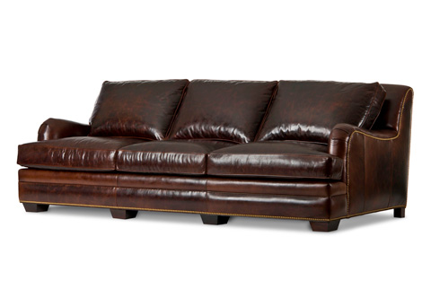 Hancock and Moore - Highlands Leather Sofa - 5010