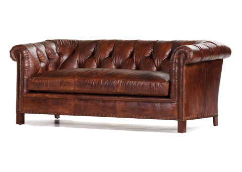 Hancock and Moore - Evans Leather Sofa - 5241