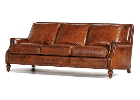Hancock and Moore - Rugby Club Sofa - 5261