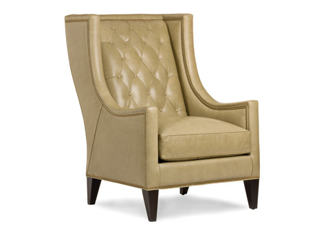 Hancock and Moore - Luxe Button Tufted Chair - 5421