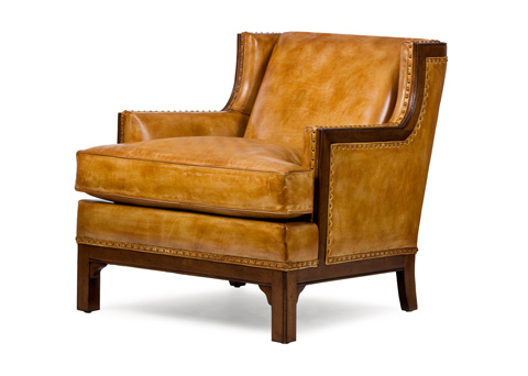 Hancock and Moore - Steele Farm Lounge Chair - 5505