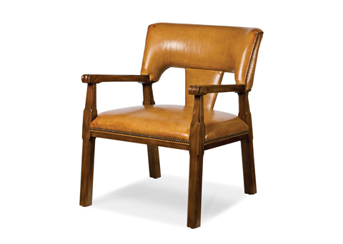 Hancock and Moore - Shin Warmer Accent Chair - 5697-1