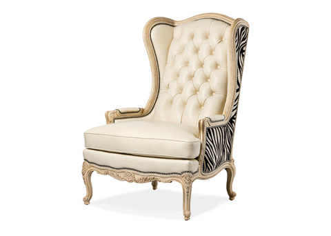 Hancock and Moore - St James Tufted High Back Chair - 5778