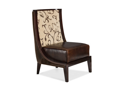 Hancock and Moore - Window Armless Chair - 5818-A