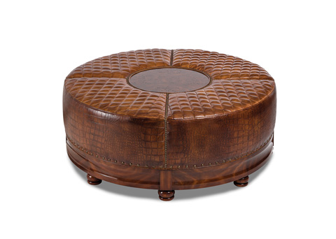 Image of Concava Cocktail Ottoman