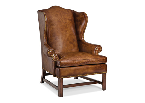 Hancock and Moore - Barron Wing Chair - 5962-1