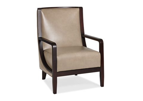 Hancock and Moore - Window Curved Arm Chair - 5996