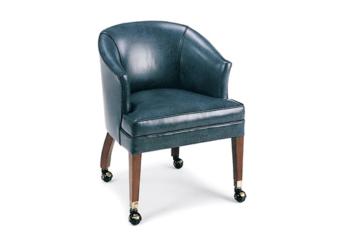 Hancock and Moore - Party Chair with Casters - 8321