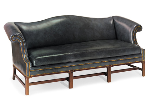 Hancock and Moore - Chippendale Sofa - 8399