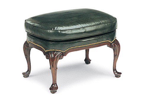 Hancock and Moore - Cromwell Ottoman - 8857