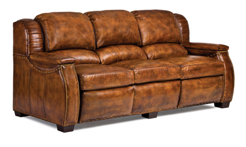 Hancock and Moore - Rodeo Power Station Reclining Sofa - 9030-30PR