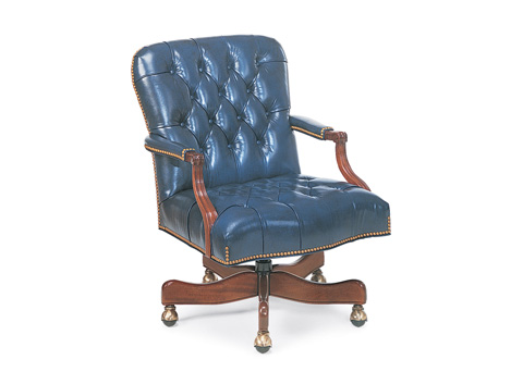 Hancock and Moore - Arnold Tufted Swivel-Tilt Chair - 9069ST
