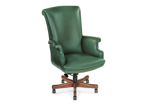 Hancock and Moore - Bradford Swivel-Tilt Lift Chair - 9570ST-PL
